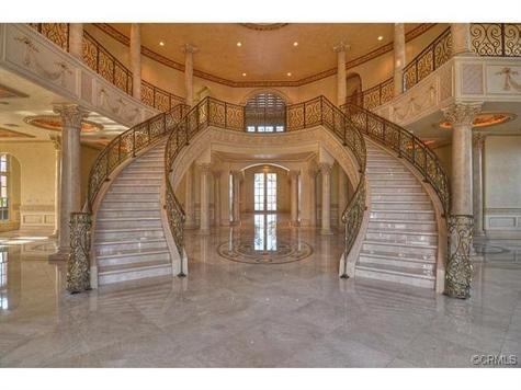 Lavish 5 3 Million Mansion In Corona Ca Homes Of The Rich
