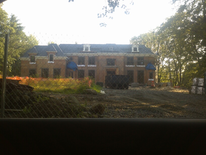 My NJ Mansion Escapade