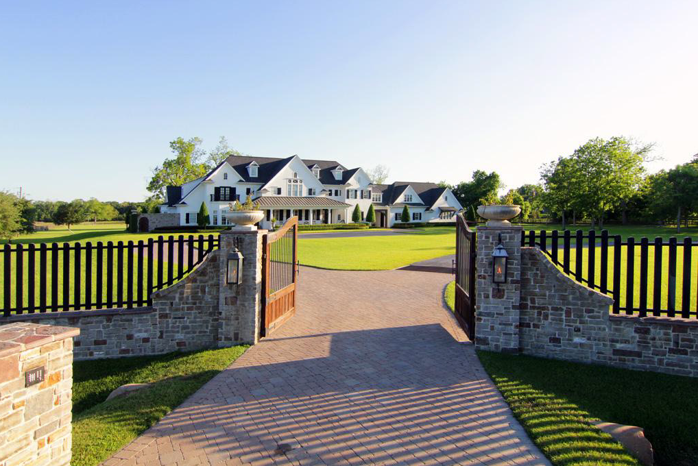 8 5 Million Country Style Mansion In Sugar Land Tx