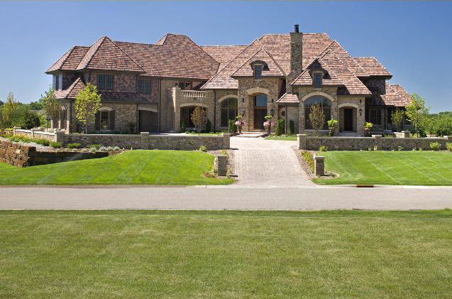 15 000 square foot mansion in prior lake mn homes of for Most expensive homes in minnesota