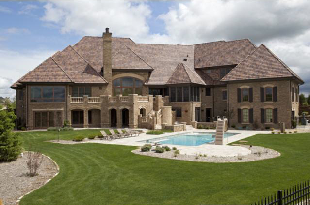 15 000 square foot mansion in prior lake mn homes of for Minnesota mansions for sale