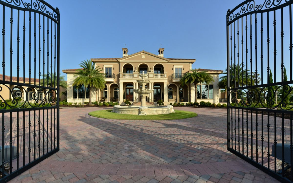 16 5 Million 30 000 Square Foot Mega Mansion In Bradenton Fl Homes Of The Rich
