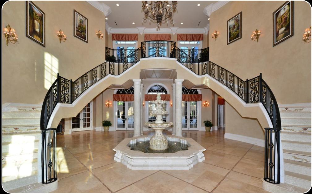 16 5 Million 30 000 Square Foot Mega Mansion In Bradenton