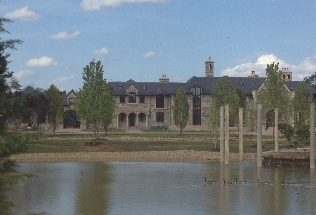 Newly Built 20,000+ Square Foot Mega Mansion In Colts Neck, NJ
