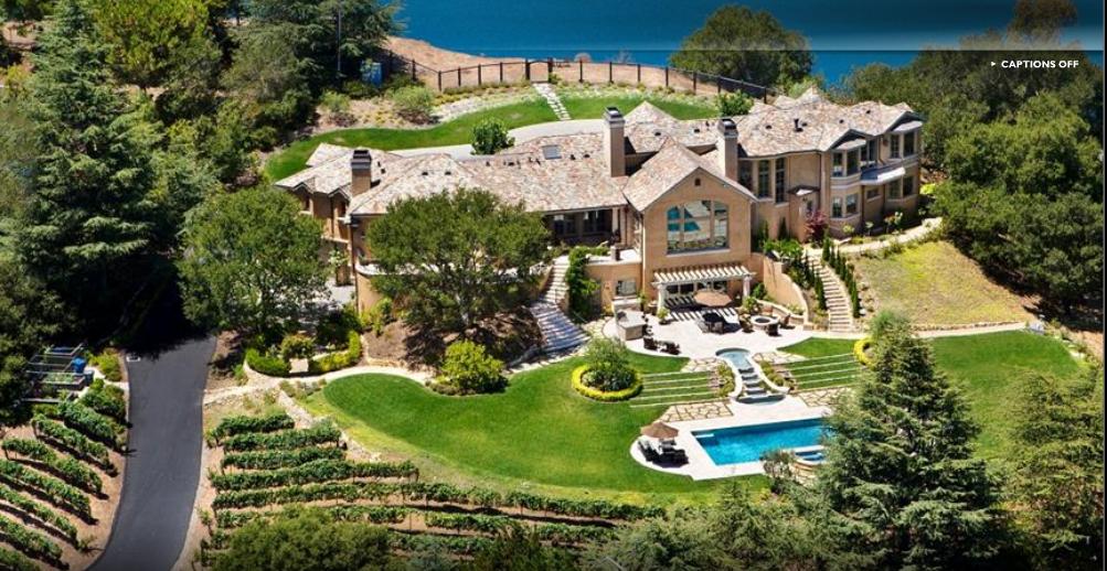 19 8 Million European Inspired Estate In Los Altos Ca
