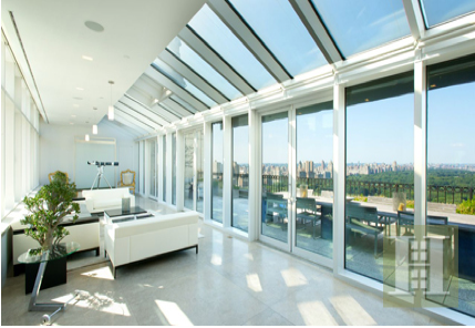 Newly Listed $95 Million Penthouse In New York