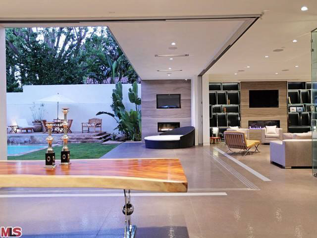 $15 Million Newly Built Modern Mansion In West Hollywood, CA