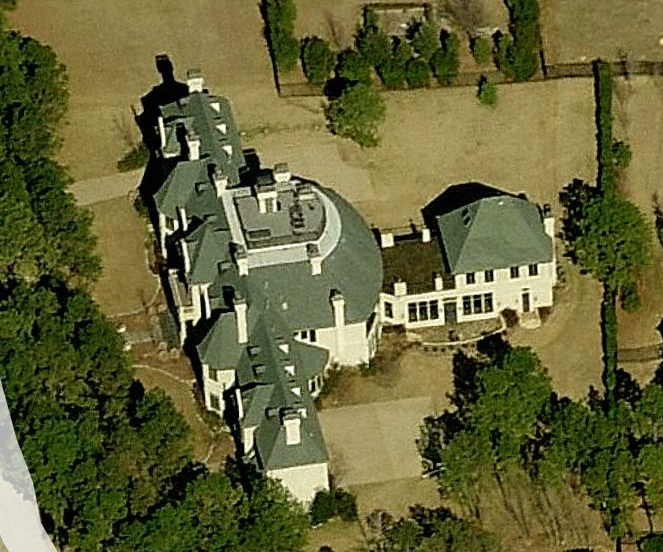 Guess The Square Footage Of This Mansion!