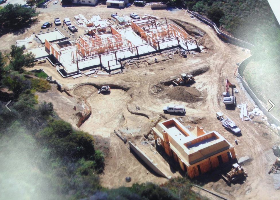 Mark Wahlberg Building A 30 000 Square Foot Beverly Park