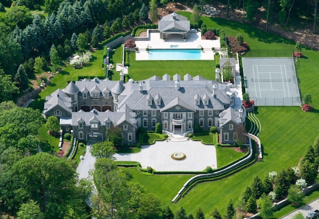 $32 Million Offer On The Stone Mansion In Alpine, NJ Rejected
