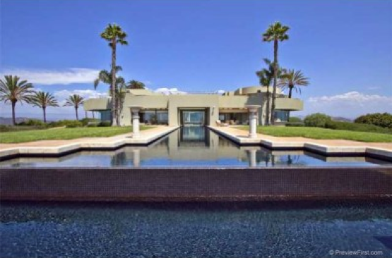 25,000 Square Foot Mountaintop Contemporary Mega Mansion In Escondido, CA