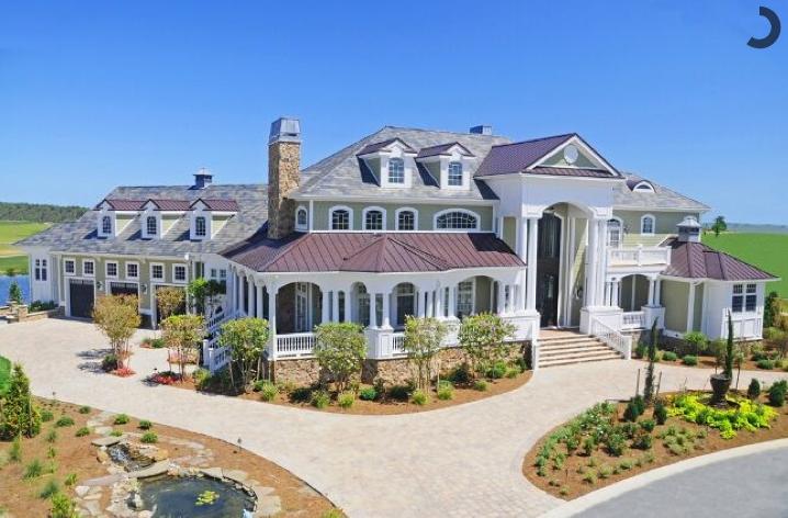 Swell Delaware Homes Of The Rich Beutiful Home Inspiration Semekurdistantinfo