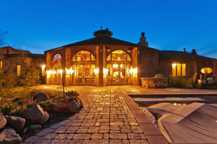 17,000 Square Foot Tuscany Inspired Estate In Sandy, UT