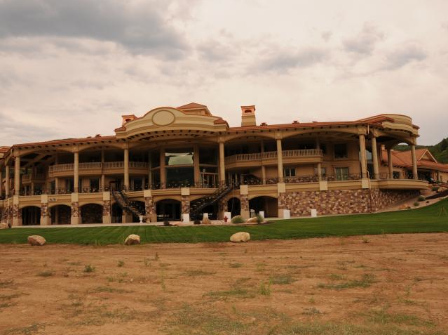 Businessman's 50,000 Square Foot Utah Mega Mansion On The Market For $30 Million