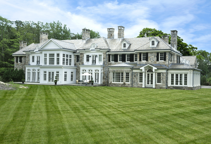 my tour of the lake carrington estate in greenwich ct