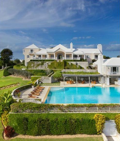 Chelston A 14 Acre Beachfront Estate In Bermuda Homes