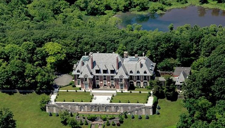 New Jersey's 62,000 Square Foot Blairsden Estate Under Contract