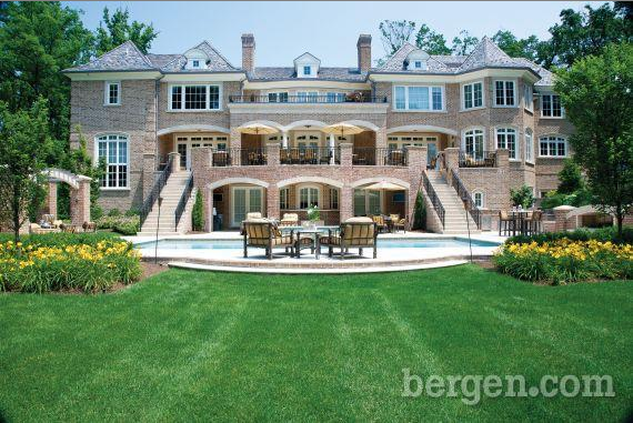 inside c c sabathia s alpine nj mansion homes of the rich