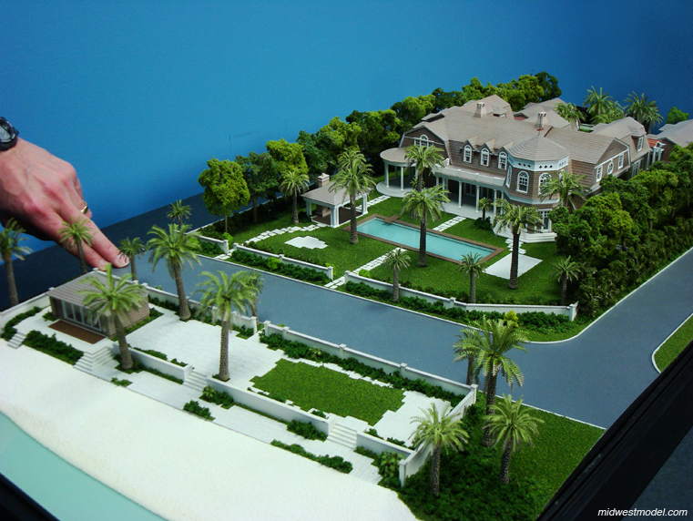Amazing Models Of Florida Mansions