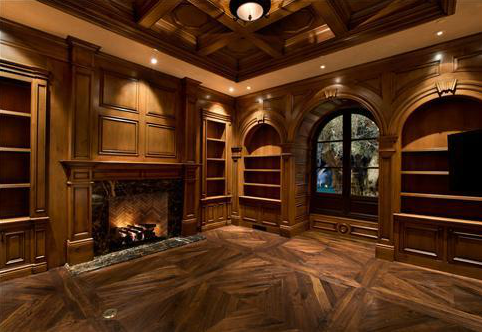 $23.8 Million Italian Inspired Newly Built Mansion In Atherton, CA