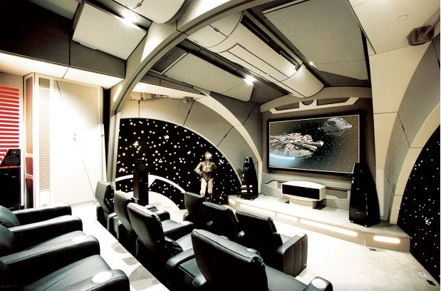 Which Movie Themed Home Theater Do You Like Best?