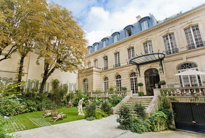 27 Million Townhouse In Paris France Homes Of The Rich