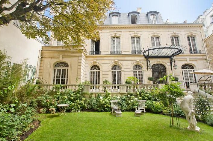$27 Million Townhouse In Paris, France