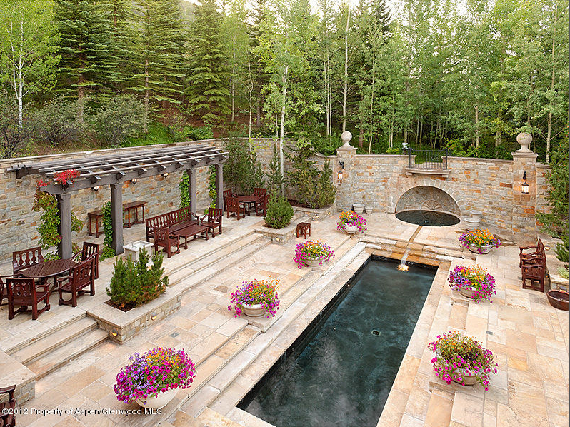 Stunning $19.95 Million French Country Mansion In Aspen, CO