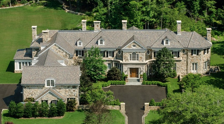 Hotr will be touring two connecticut mega mansions for Homes of the rich