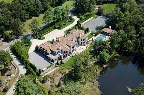 20,000+ Square Foot European Inspired Mansion In Greenwich, CT Available For Rent
