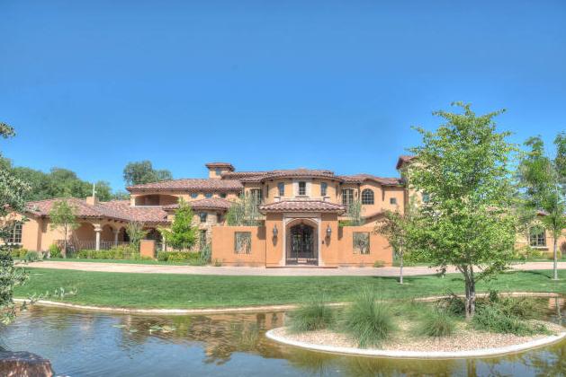 7 Million Tuscan New Build In Los Ranchos De Albuquerque