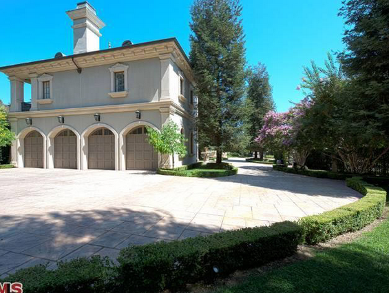 Adrienne Maloof Lists Beverly Park Mansion For $26 Million