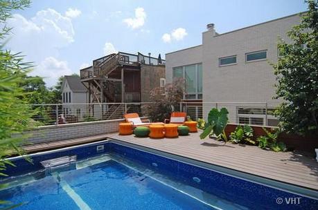 $3.995 Million Contemporary Home In Chicago, IL