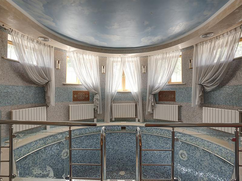 $46 Million Estate In Moscow, Russia With TWO Mansions