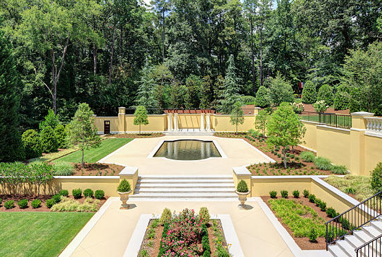 Newly Listed $6.7 Million European Inspired Mansion In Atlanta, GA
