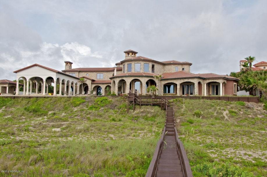 $6.95 Million Oceanfront Home In Ponte Vedra Beach, FL