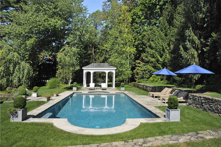 $11.95 Million Georgian Colonial In Greenwich, CT