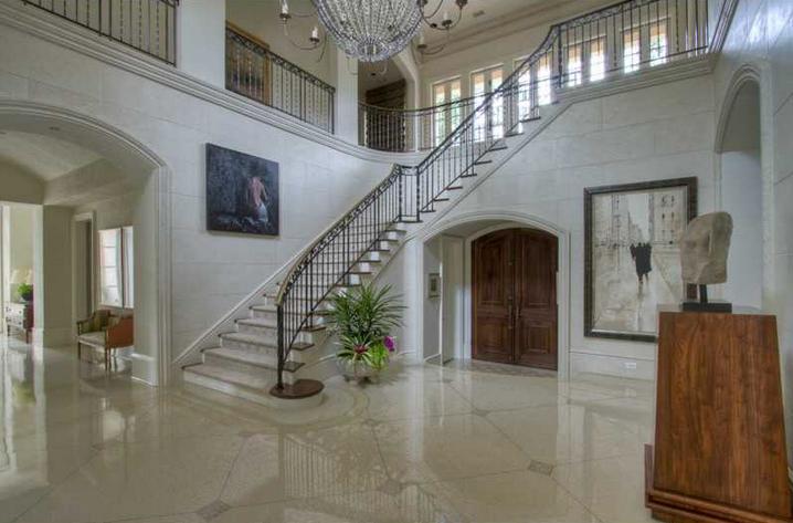11 9 million mediterranean riverfront mansion in atlanta - 4 bedroom homes for sale in atlanta georgia ...