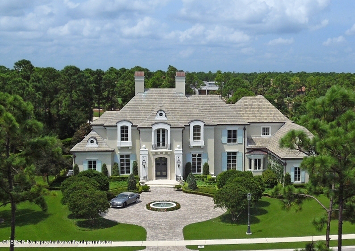 6 9 Million Palm Beach Gardens Mansion With Elegant