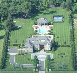 $11.25 Million Stone Manor Estate In Old Brookville, NY
