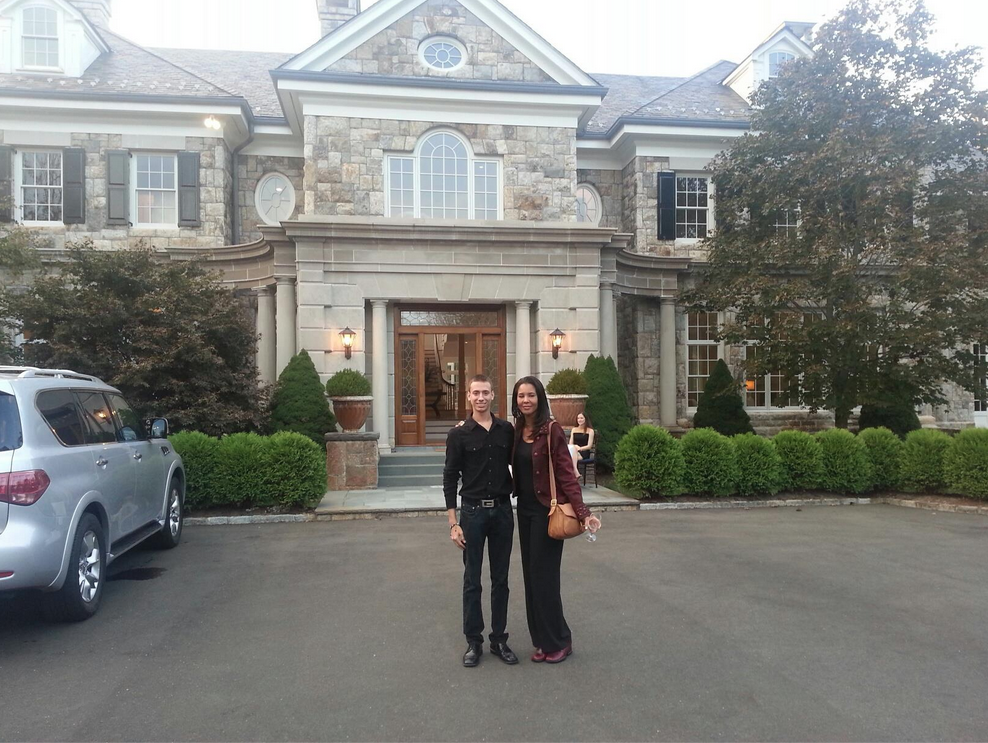 My Tour Of The Lake Carrington Estate In Greenwich, CT