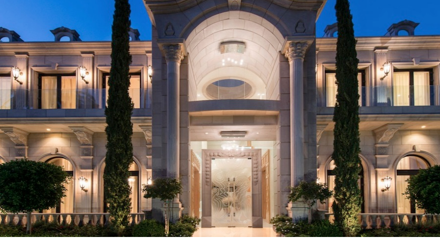 More Pictures Of The 58 Million Le Palais Mega Mansion In