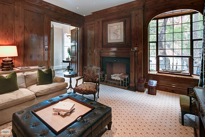 The Ellen Biddle Shipman Residence – A $48.5 Million NYC Townhouse