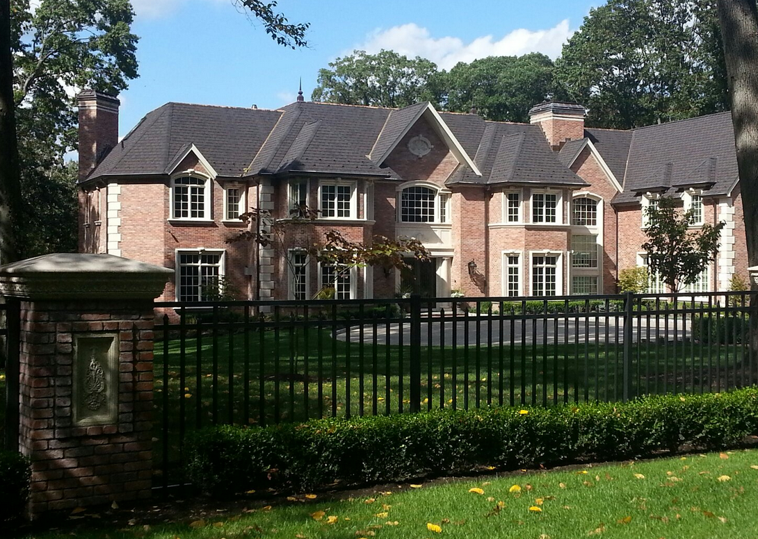Saddle river nj mansion touring homes of the rich for Nj house builders