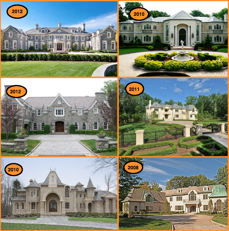 A Look At The Best NJ Mansions We've Toured!
