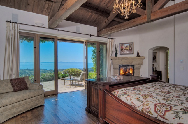 $11.9 Million French Country Estate In Santa Barbara, CA