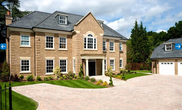 Millgate homes a luxury home builder in england homes for New england home builders