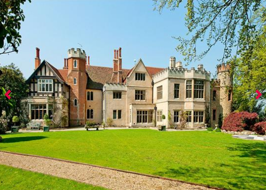 Historic Manor House For Sale In London