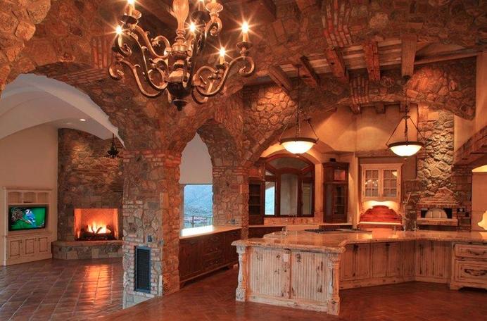 Villa Paradiso An 11 000 Square Foot Italian Inspired
