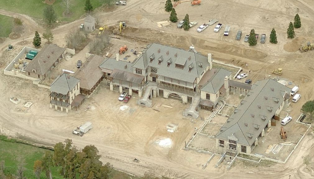 Updated Pics Of 3 Huge Mansions